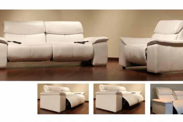 Recliner Sofas C09