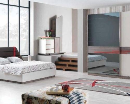 Main Bedrooms Medley