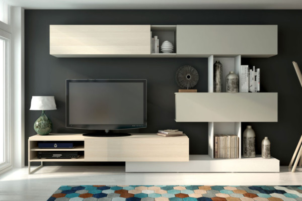 Wall Units Pearl