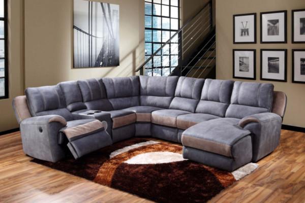 Fabric Sofas YB627 Corner