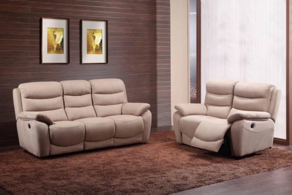 Fabric Sofas YB673