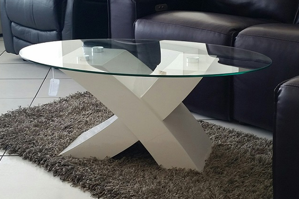 Coffee Table G167WHITE